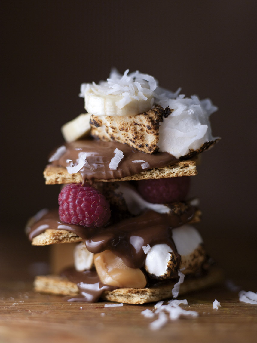 food stylist in Los Angeles - Smore