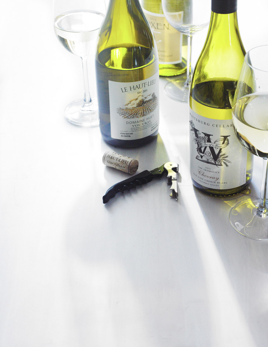 Robyn Valarik San Francisco Based Food & Drink Stylist - wine, bottles, green, glass, empty, sun, shine, corkscrew, cork, red, white, still-life, food-photography