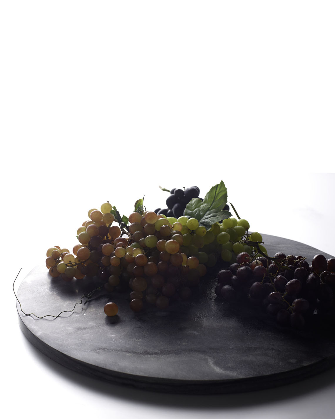 food stylist in San Francisco - Grapes Grapeseed extract Robert Valentine art director - Skin Rx advertising photographed by Laurie Frankel photographer