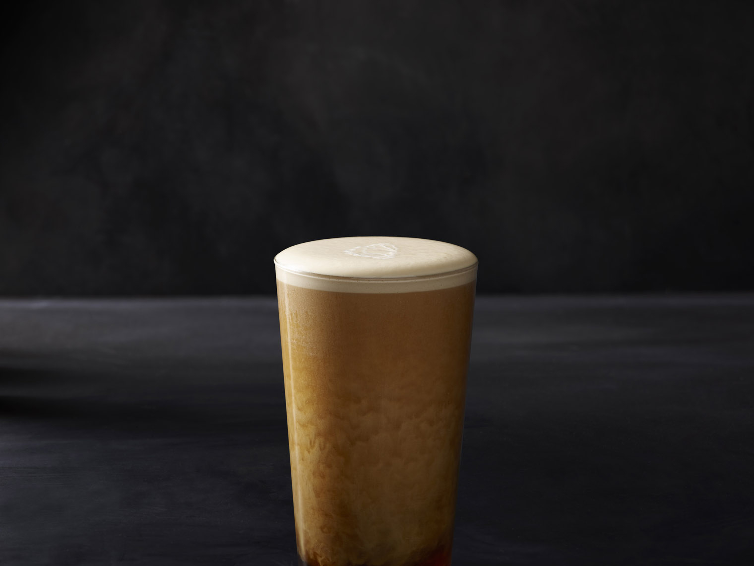Robyn Valarik San Francisco Food & Drink Stylist - Starbucks, coffee, nitro, cold-brew, foam, froth, cold, caffeine, sweat, condensation, food-photography
